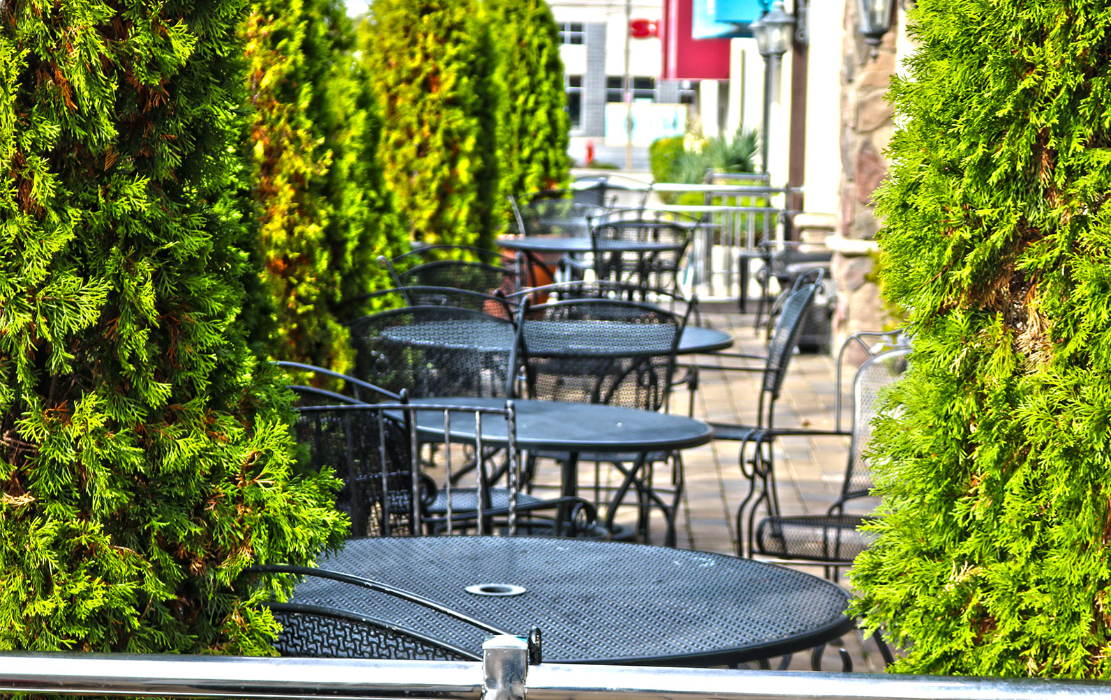 Main Event Outdoor Patio