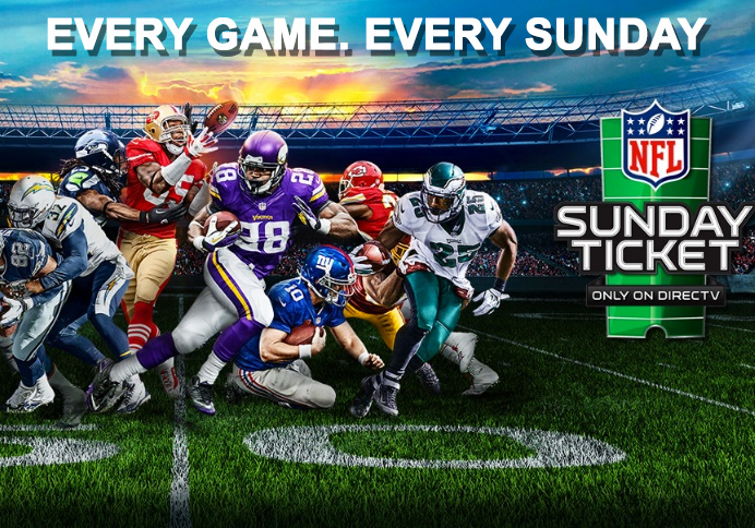 Sunday NFL Ticket at Main Event Farmingdale NY