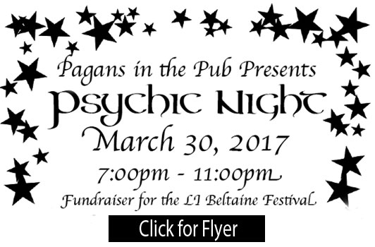 Psychic Night March 30th